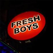 Fresh boys bar