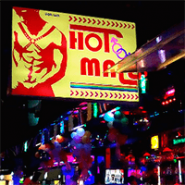 Hot male bar