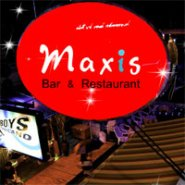 Maxis bar and restaurant